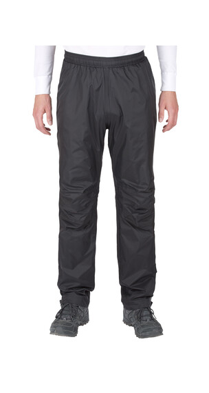 Pantalón Gonso Korfu impermeable negro para hombre